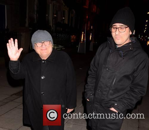 Danny Devito and Jake Devito
