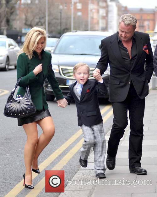 Michael Flatley and Niamh O'brien 1
