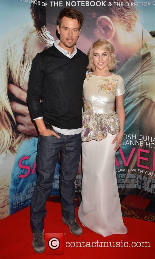 Josh Duhamel and Julianne Hough 2