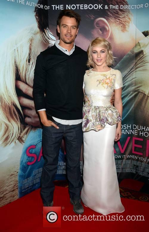 Josh Duhamel and Julianne Hough 3