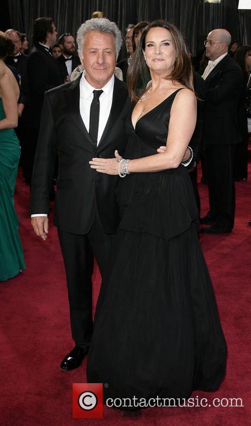 Dustin Hoffman and Lisa Hoffman 4