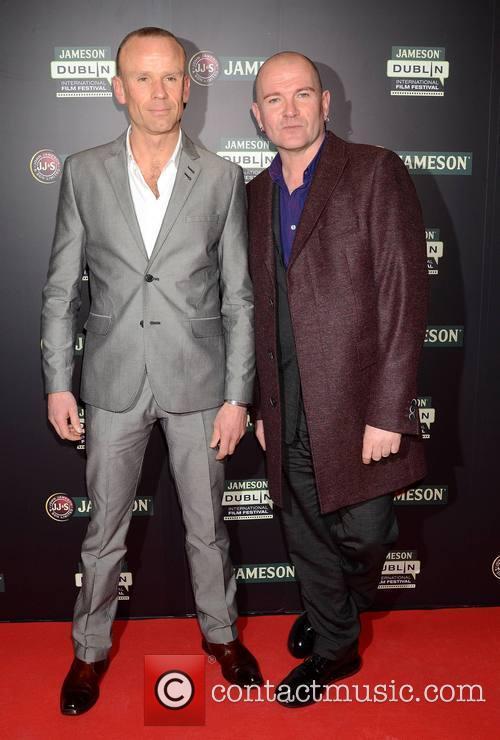 Mark Mcloughlin and Gavin Friday