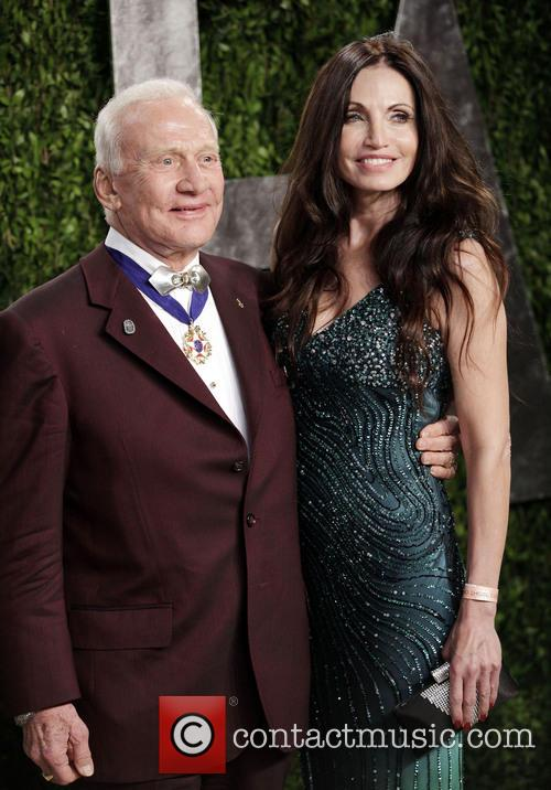 Buzz Aldrin and Guest