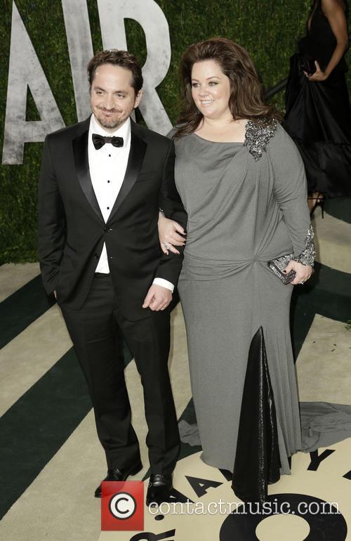 Ben Falcone and Melissa Mccarthy