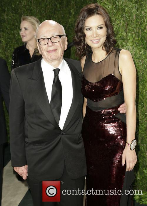Wendi Deng, Rupert Murdochp and Vanity Fair
