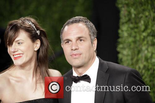 Mark Ruffalo, Sunrise Coigney and Vanity Fair