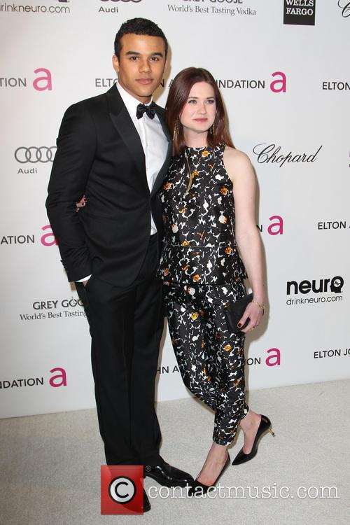 Jacob Artist and Bonnie Wright 4