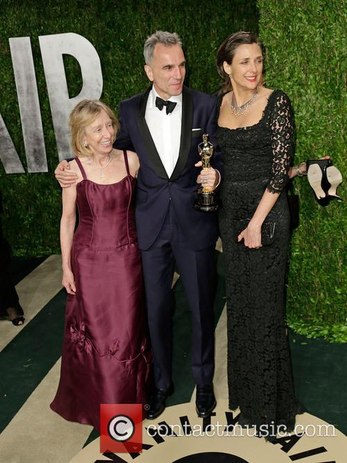Doris Kearns Goodwin, Actor Daniel Day-lewis and Rebecca Miller