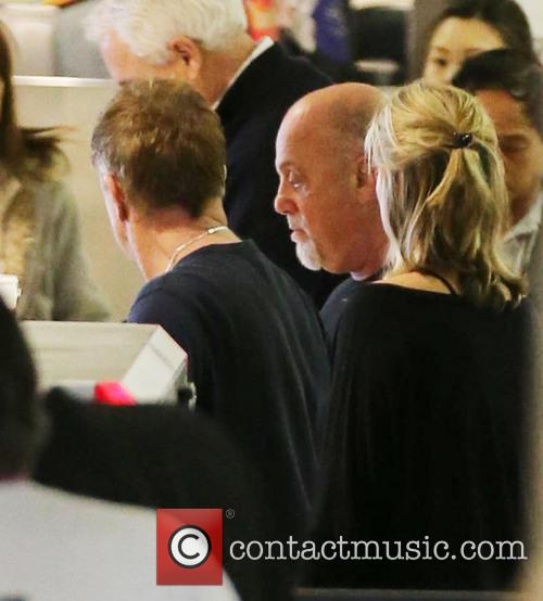 Billy Joel and Wife Alexis Roderick