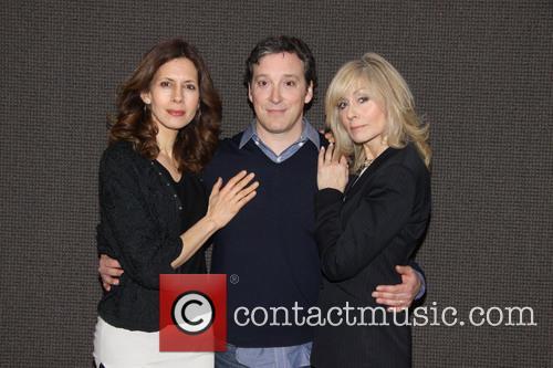 Jessica Hecht, Jeremy Shamos and Judith Light 2