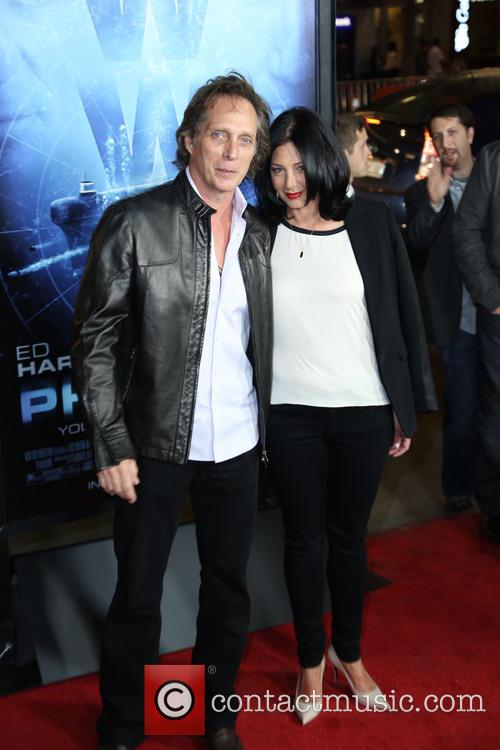 William Fichtner and Kimberly Kalil 1
