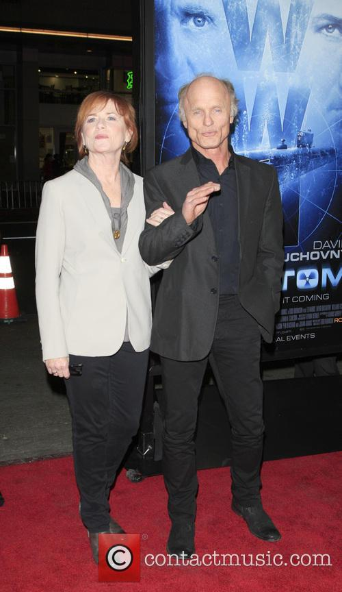 Amy Madigan and Ed Harris