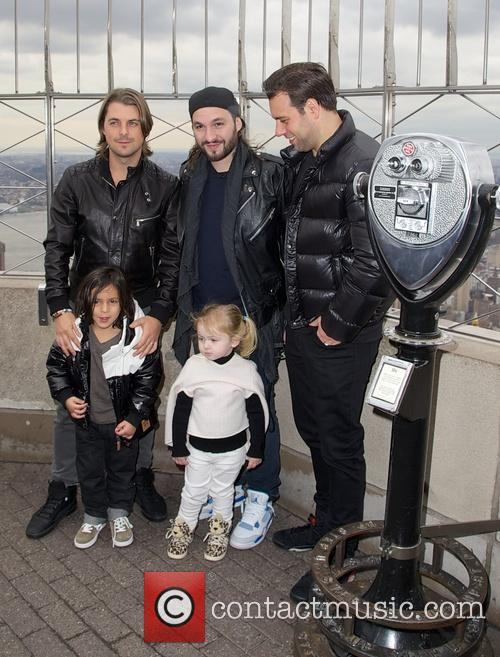 Swedish House Mafia, Axel Christofer Hedfors, Steve Angello and Sebastian Ingrosso