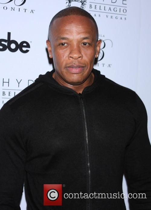 Dr Dre Sued By Former Manager Over 'Straight Outta Compton' Portrayal