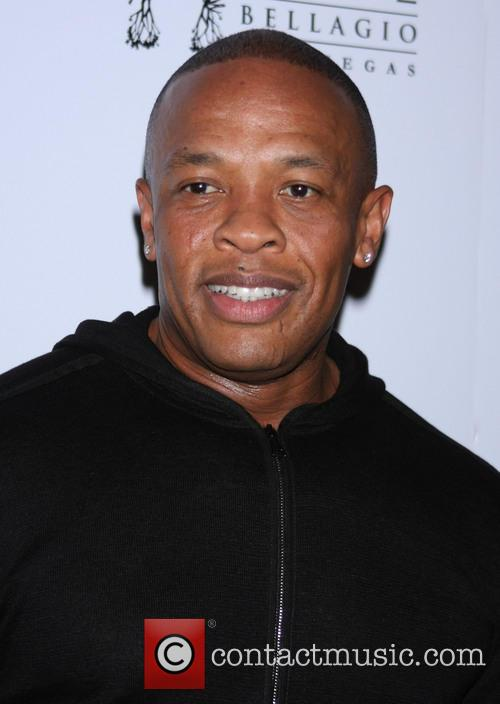 Dr Dre Scores First UK Number One Album With 'Compton'