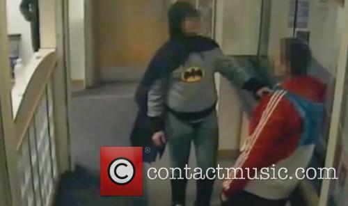 Batman and Bradford Police