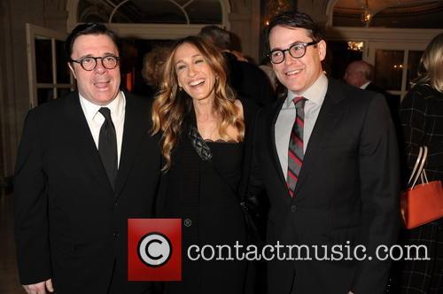Nathan Lane, Sarah Jessica Parker and Matthew Broderick