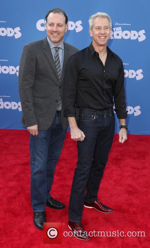 Kirk Demicco and Chris Sanders 2