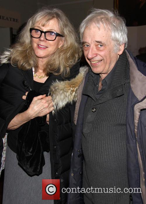 Blythe Danner and Austin Pendleton