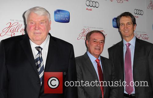 Al Michaels, John Madden and Cris Collinsworth 5