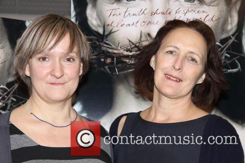 Deborah Warner and Fiona Shaw