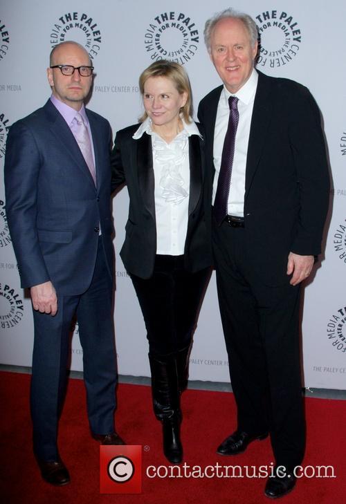 Steven Soderbergh, Terre Blair Hamlisch and John Lithgow