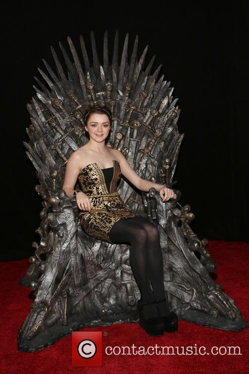 Maisie Williams and Game Of Thrones