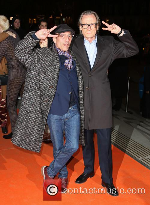 Bill Nighy and Guest