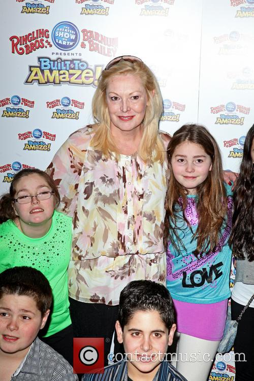 Cathy Moriarty and And Family 1