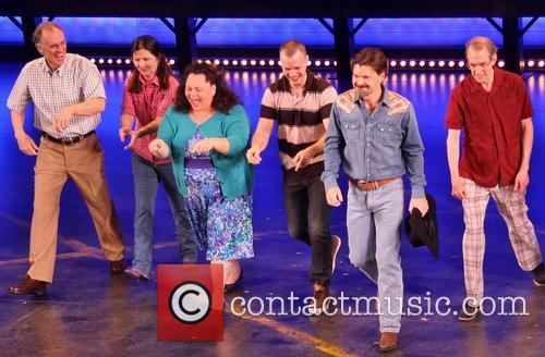 Keith Carradine, Mary Gordon Murray, Keala Settle, David Larsen, Hunter Foster and William Youmans