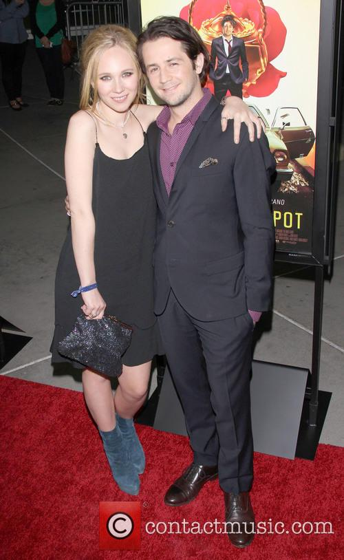 Michael Angarano and Juno Temple