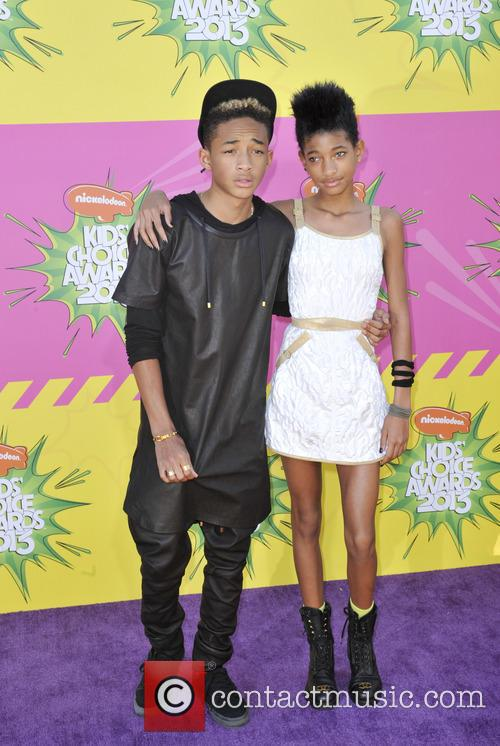 Jaden Smith and Willow Smith 8