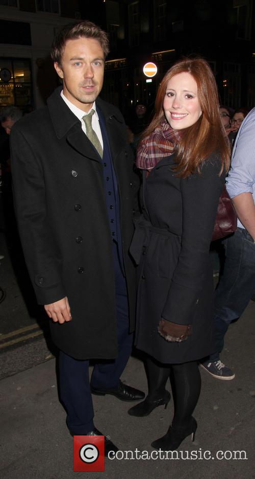 Amy Nuttall and Andrew Buchan 1