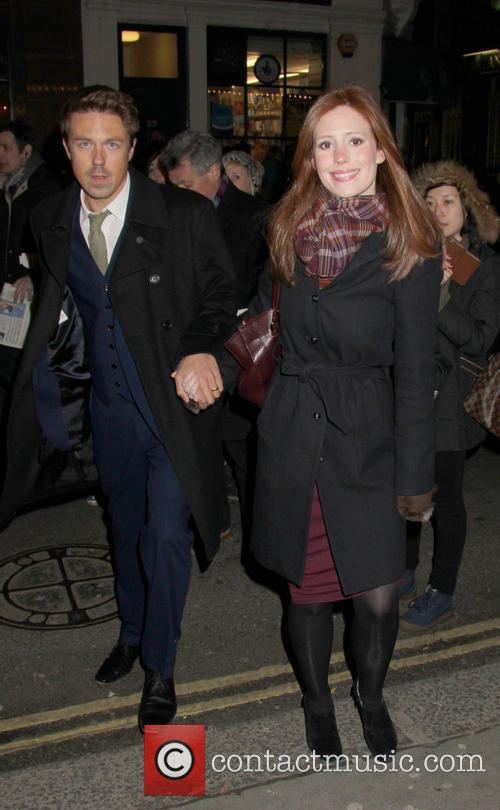 Amy Nuttall and Andrew Buchan 2