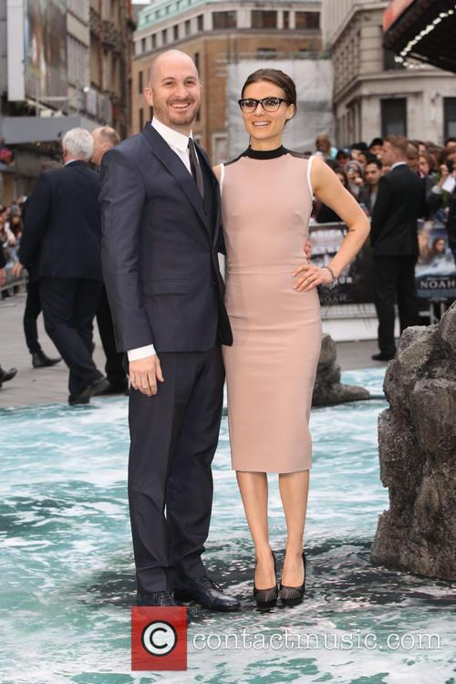Darren Aronofsky and Brandi-ann Milbradt