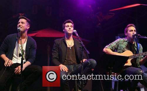 Logan Henderson, James Maslow, Kendall Schmidt and Of Big Time Rush 1