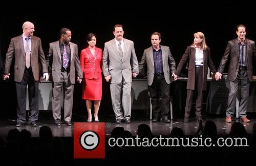Michael Gaston, Courtney B. Vance, Maura Tierney, Tom Hanks, Peter Scolari, Deirdre Lovejoy and Danny Mastrogiorgio