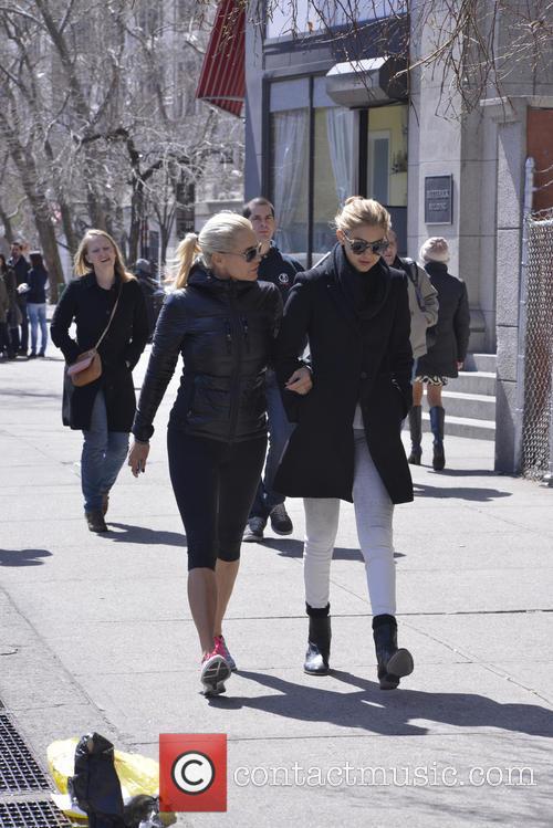 Real Housewives, Yolanda Foster and Gigi Hadid 7