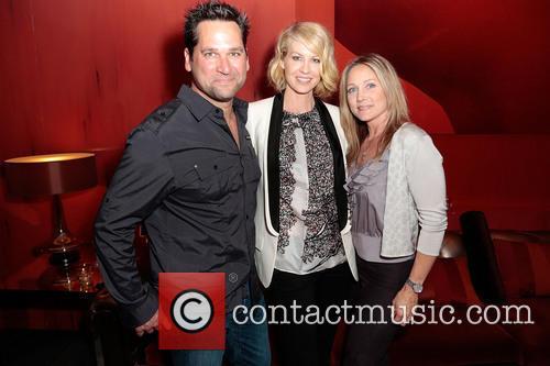 John Littlefield, Jenna Elfman and And Nadine Stenovitch
