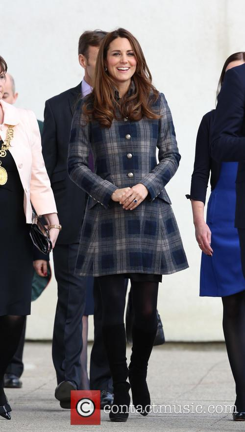 Catherine, Duchess Of Cambridge and Kate Middleton 6