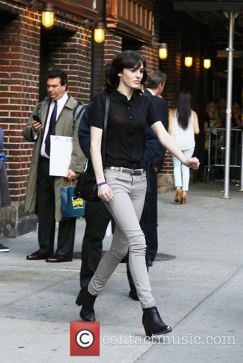 Ali Lohan and Ed Sullivan Theater 1