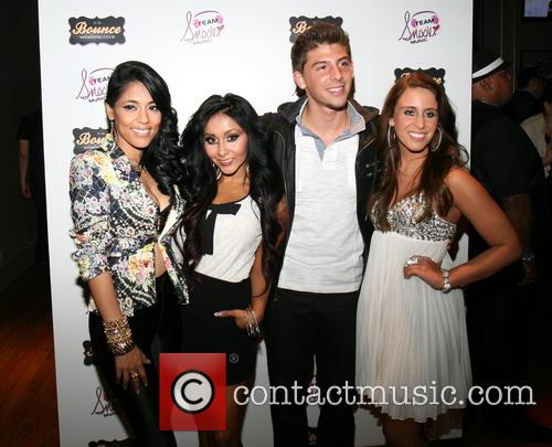 Snooki, Adela, B-capp and Veronica Kole