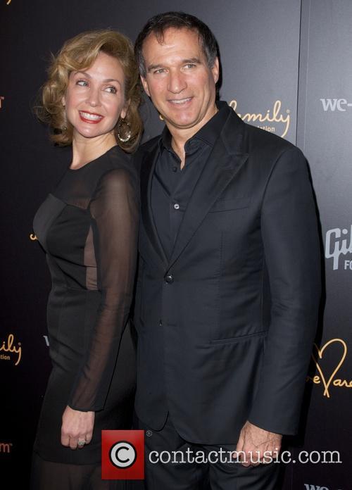 Suzanne Johnson and Mark Johnson