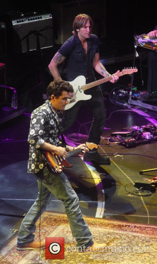 John Mayer and Keith Urban 3
