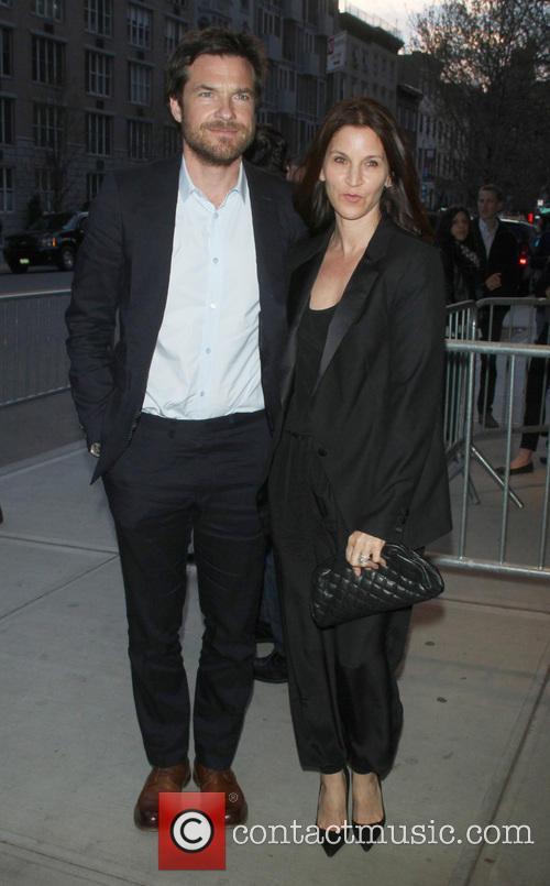 Jason Bateman and Amanda Anka 1