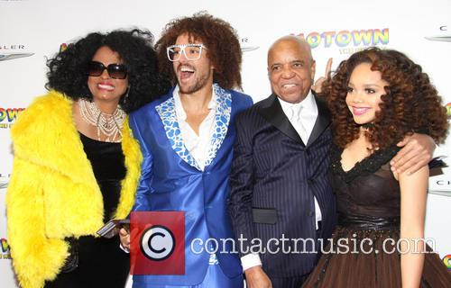 Diana Ross, Red Foo, Berry Gordy and Jadagrace