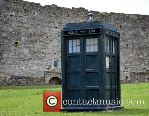 Doctor Who and Tardis 1