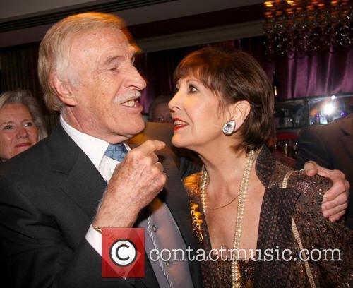 Anita Harris and Bruce Forsyth