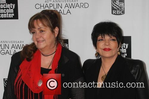 Liza Minnelli and Tina Nina Minnelli