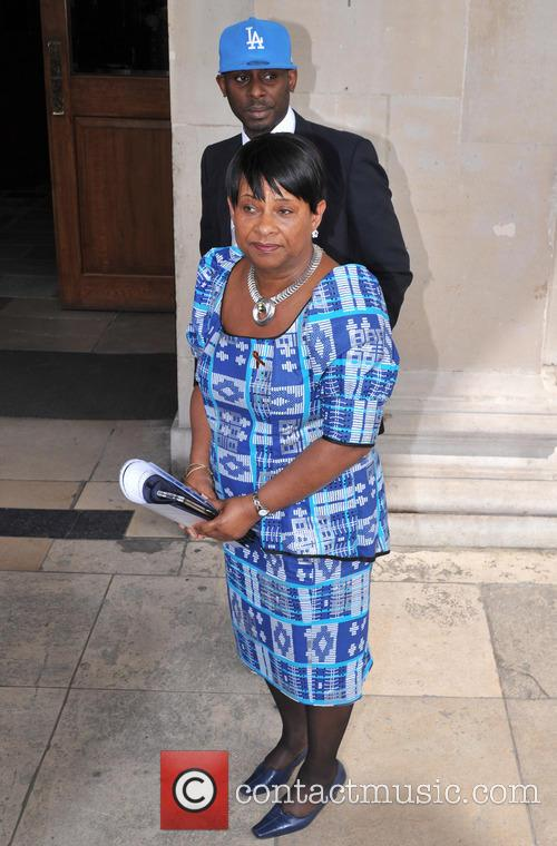 Doreen Lawrence and Stuart Lawrence 2